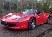 View Ferrari 458 Spider VAT Qualifying 4.5i 2012