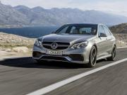 View Mercedes-Benz E63 VAT Qualifying AMG S 2015