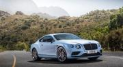 View Bentley New Continental GT VAT Qualifying GT V8 S 2017