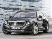View Mercedes-Benz Mercedes-Maybach VAT Qualifying S600 2017