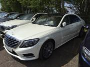 View Mercedes-Benz S300 AMG LWB 2015