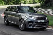 View Land Rover(Overfinch) Range Rover Sport VAT Qualifying 5.0V8 Supercharged Autobiography Dynamic 2016