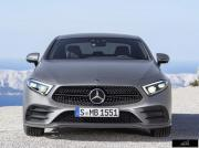 View Mercedes-Benz CLS450 VAT Qualifying Edition1 2018