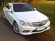 View Mercedes-Benz E250 CGI Coupe Sport Vat Qualifying 2012