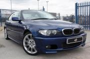 View BMW 330 Ci M Sport Coupe Williams F1 Edition No.3 2004
