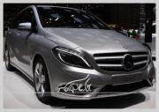 View Mercedes-Benz B Class Electric Vat Qualifying Drive Sport 2015
